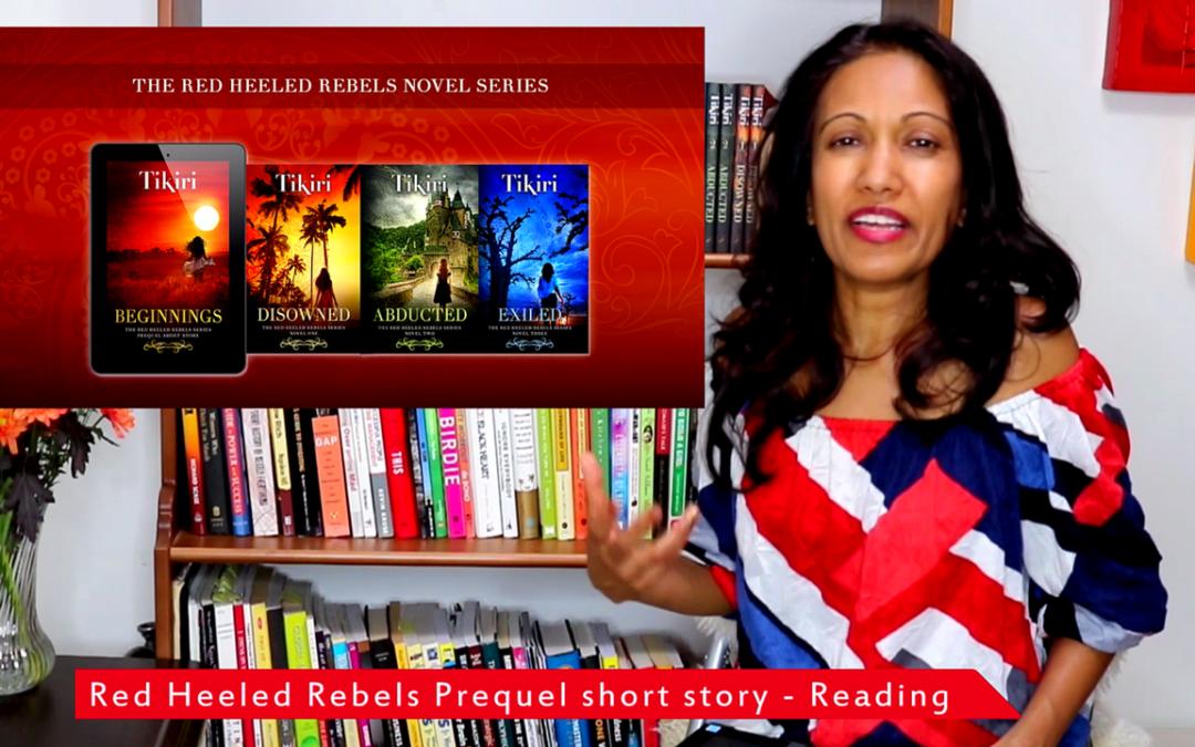 Red-Heeled Rebels Prequel