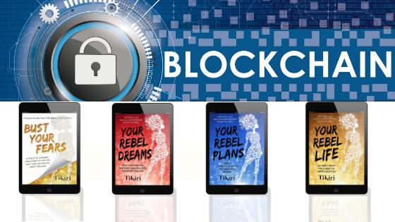 Bleeding Edge Publishing: My Books Are On Blockchain