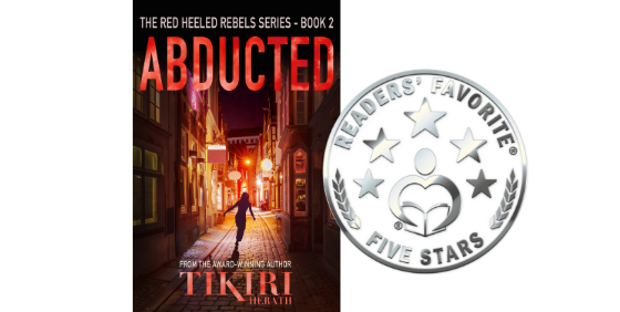 5 Star Review for International Suspense Novel